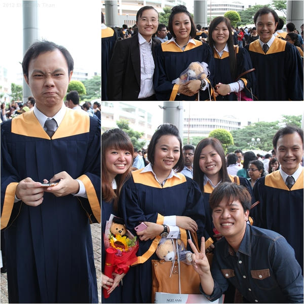 [Graduation 2012] Gratitude and Fun