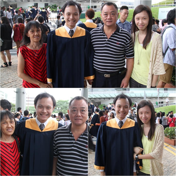 [Graduation 2012] The Family