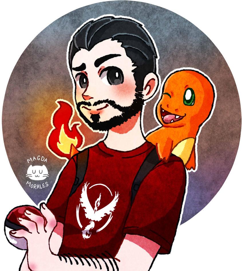 Pokemon Go by ShinobuDash