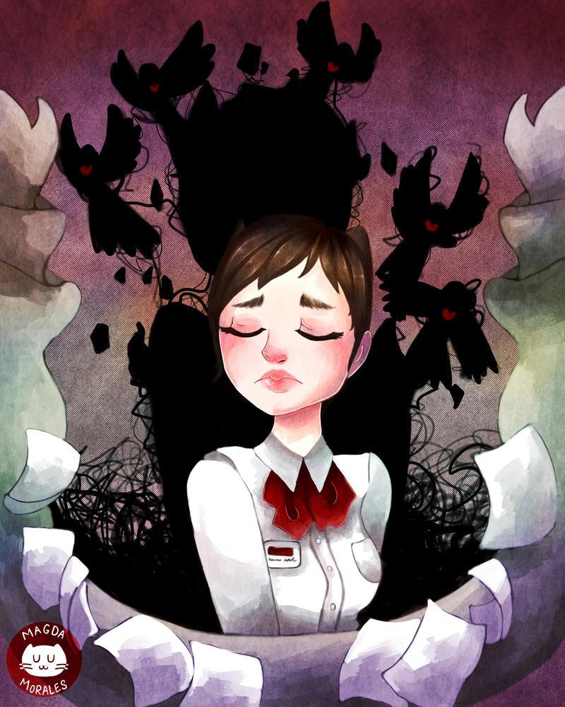 I Just want to be free by ShinobuDash