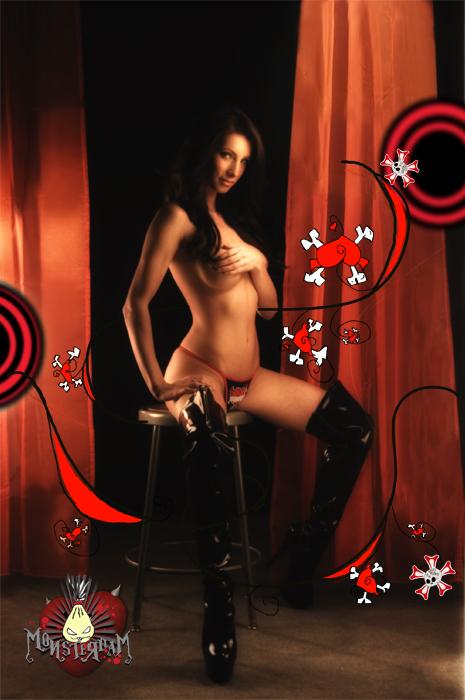Sonni MonsterdaM Girl by ferozz