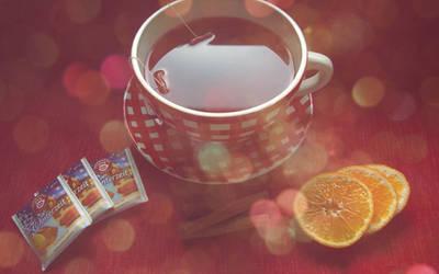 Christmas Tea. by PassionateLovestory