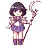 C : Sailor Saturn