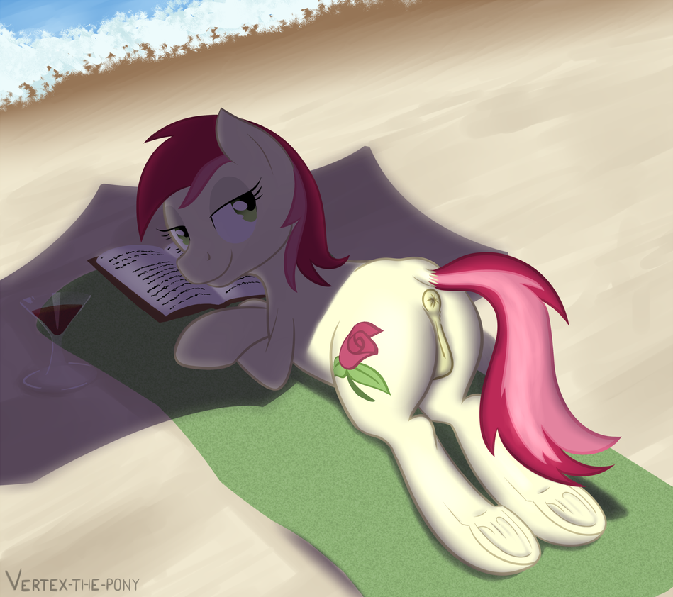Casual Reading by Rhyrs