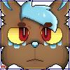 Kayla pixel icon redraw (2018 design) by WolfM2