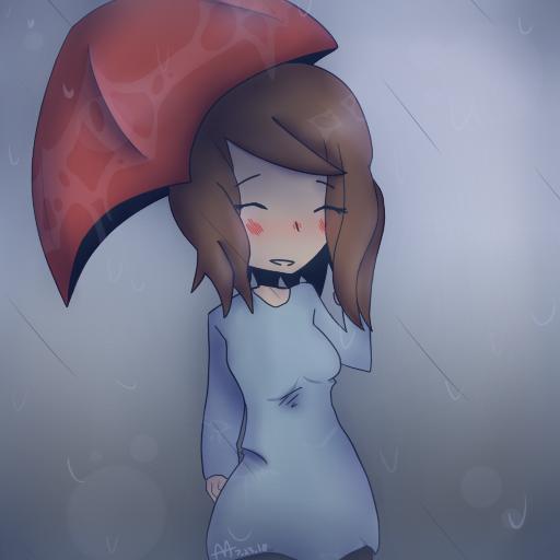 Rainy day by WolfM2
