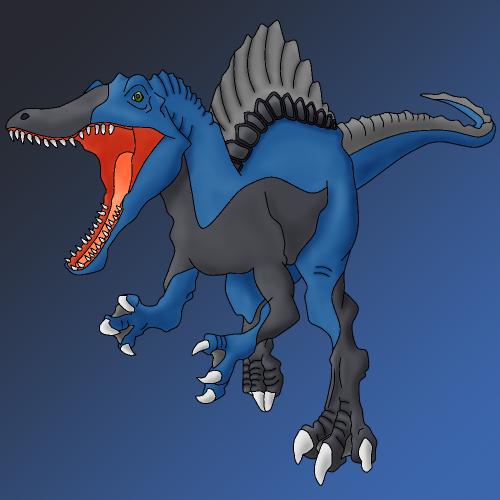 Spinosaurus Pokemon By Lorddoodlebob On Deviantart