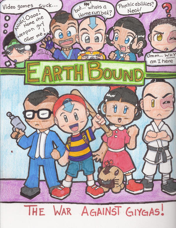 Avatard Earthbound Pic by DaMee-Momma