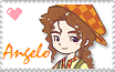 Harvest Moon Angelo Love Stamp by DaMee-Momma