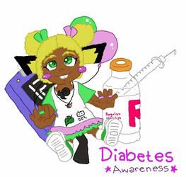 Diabetes Awareness - Michelle