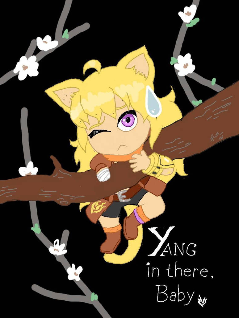 Yang in There...