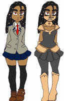 My Hero Academia OC - Nagisa Yaoja
