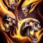 Screamin' Skulls