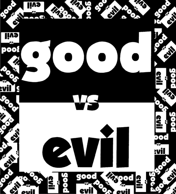 good vs evil in macbeth In the play macbeth good vs evil is one of the most important themes characters who are considered good at the beginning are evil at the end there are also some that are evil all the way through i would say this play is based around the concept of evil that's what makes this play as dark and.