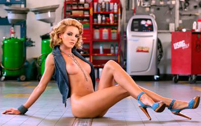 Garage 1 by Maurizio-Fantini