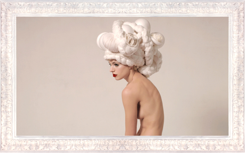 White 4 by Maurizio-Fantini