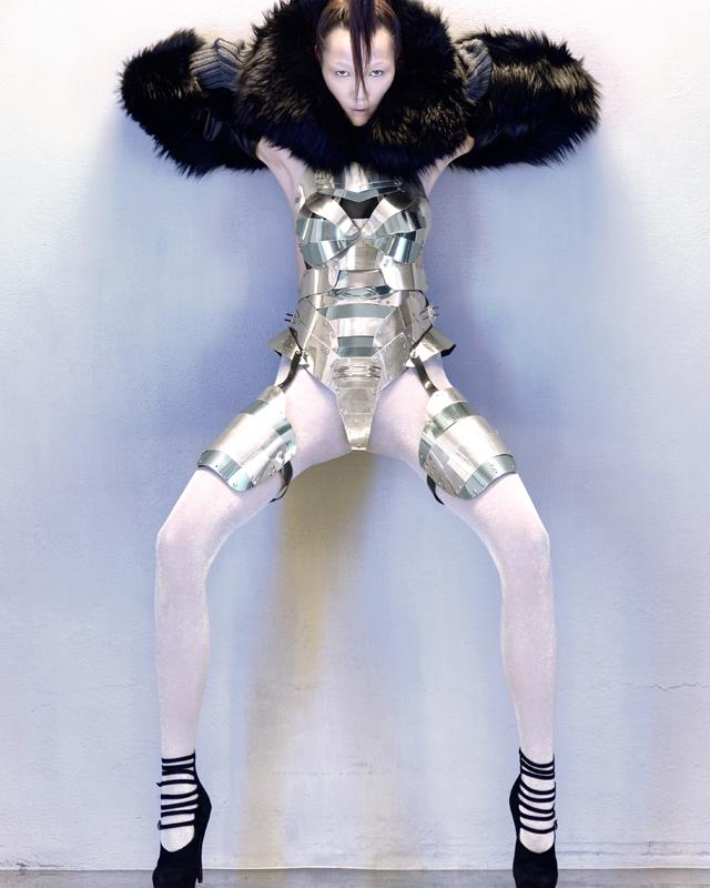 Cyber Glam 5 by Maurizio-Fantini