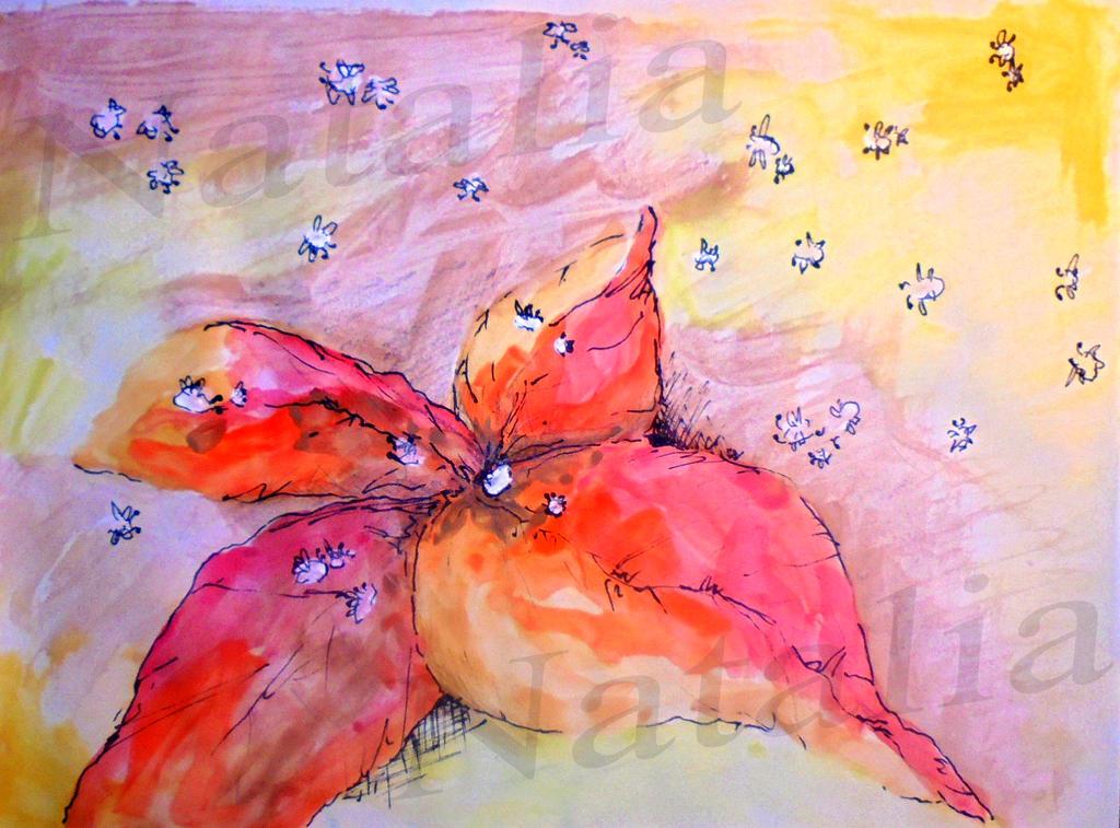 Flower by URock7