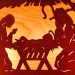 Peaceful Christmas 1 by Dieffi