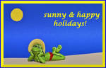sunny holidays