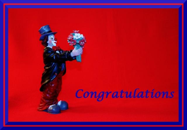 congratulations by Dieffi