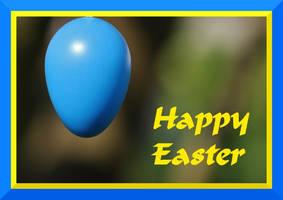 Happy Easter by Dieffi