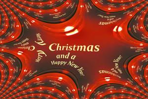 holiday season greetings by Dieffi