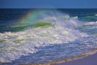 broken rainbow by Dieffi