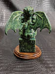 Cthulhu Idol Back View