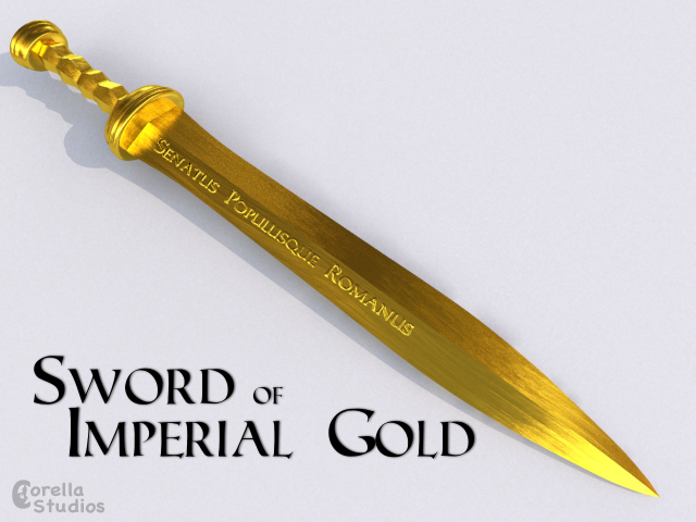 imperial gold percy jackson -#main