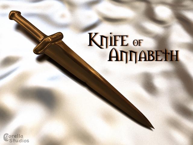 Knife Of Annabeth By CorellaStudios On DeviantArt