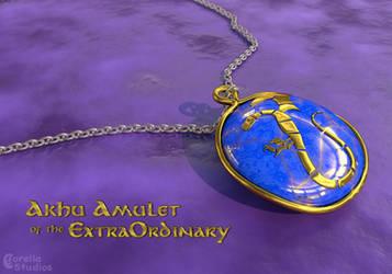 Akhu Amulet by CorellaStudios