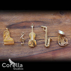 Instrumental Pendants
