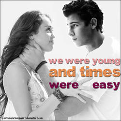 + We were young by withmusicinmyheart