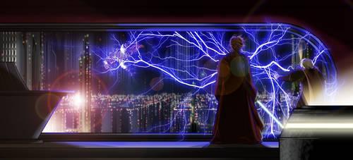 Secret Alliances - Online Star Wars Comic by WISHKER