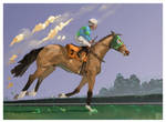 Greene Memorial Stakes - Trojan's Wish