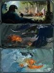 Taurmirel Versus The Fire Tiger