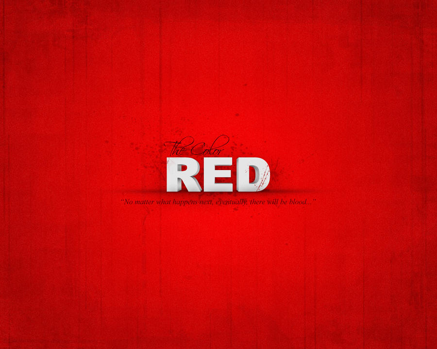 red color wallpaper - photo #44