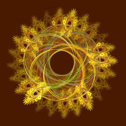 Star Wreath - Pat Tweak 11