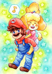 Mario and Isabelle