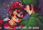 Mario's death meme March 31st