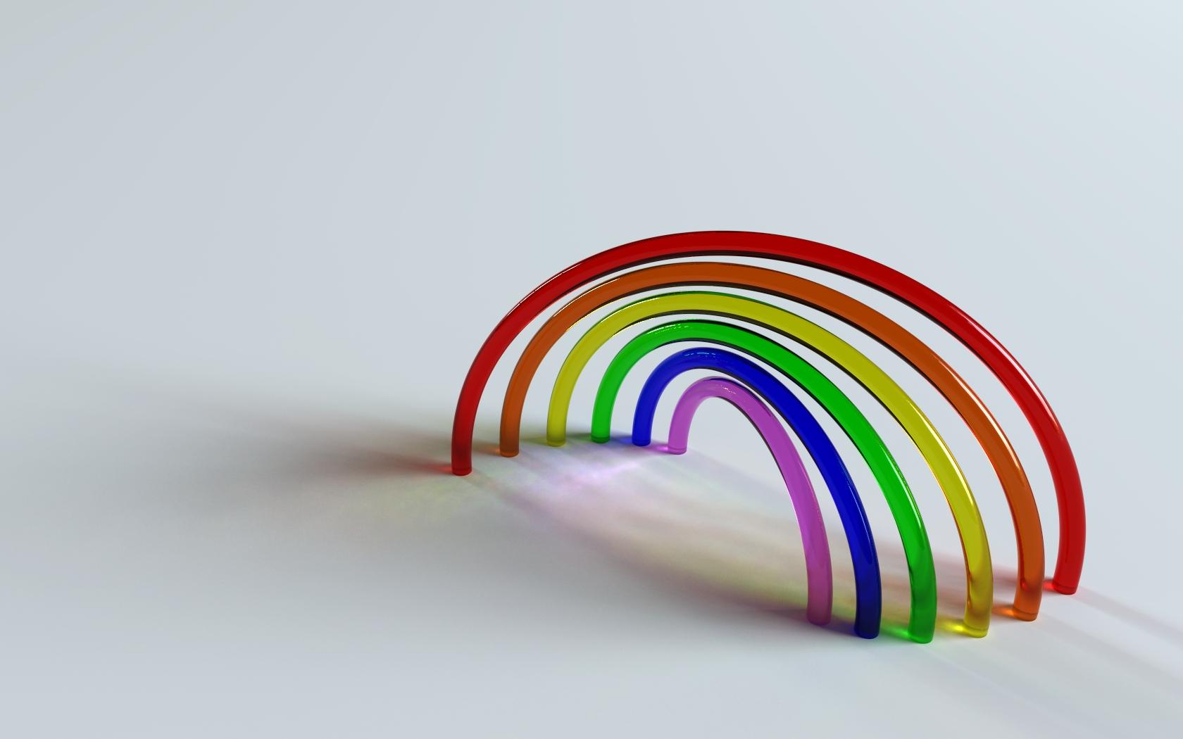 Glass Rainbow by BarberofCivil