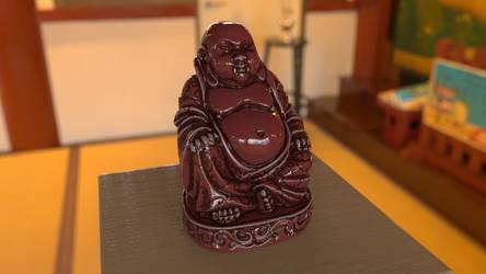 Smilin' Buddha