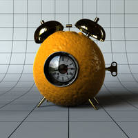 Clockwork Orange II - CGSphere by BarberofCivil