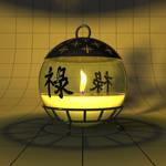 Tea-Light - CGSphere