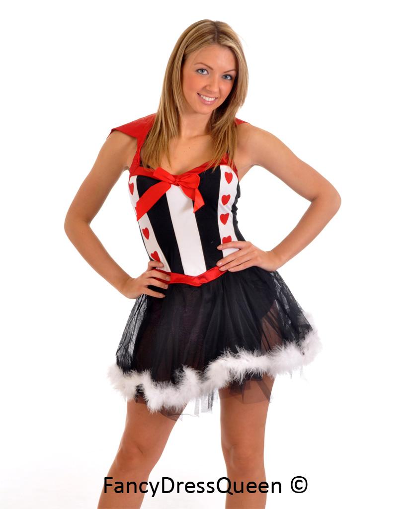 Queen of hearts alice in wonderland cosplay by fancydressqueen on