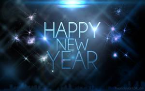 New Year 2012 Wallpaper by LACardozaRojas