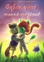 Poster de Cylan y sus manos magicas by LACardozaRojas