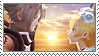 Haseo Atoli Stamp by LaceStrawberry