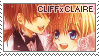 Cliff Claire Stamp by LaceStrawberry